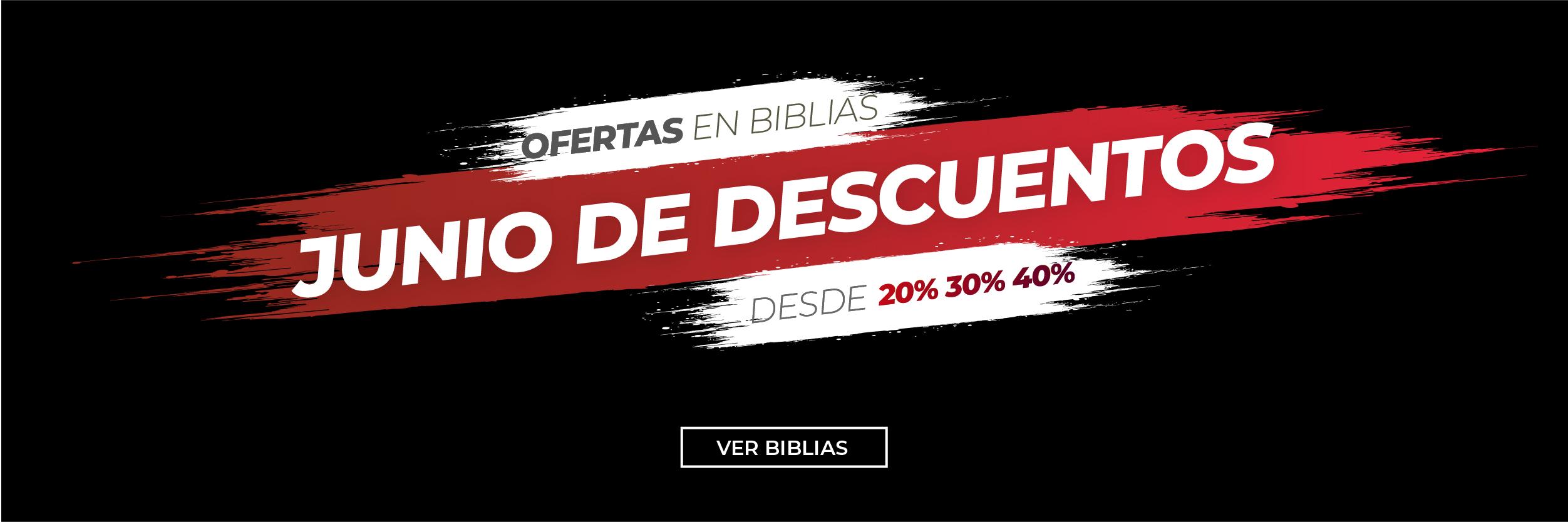 0 junio ofertas biblia