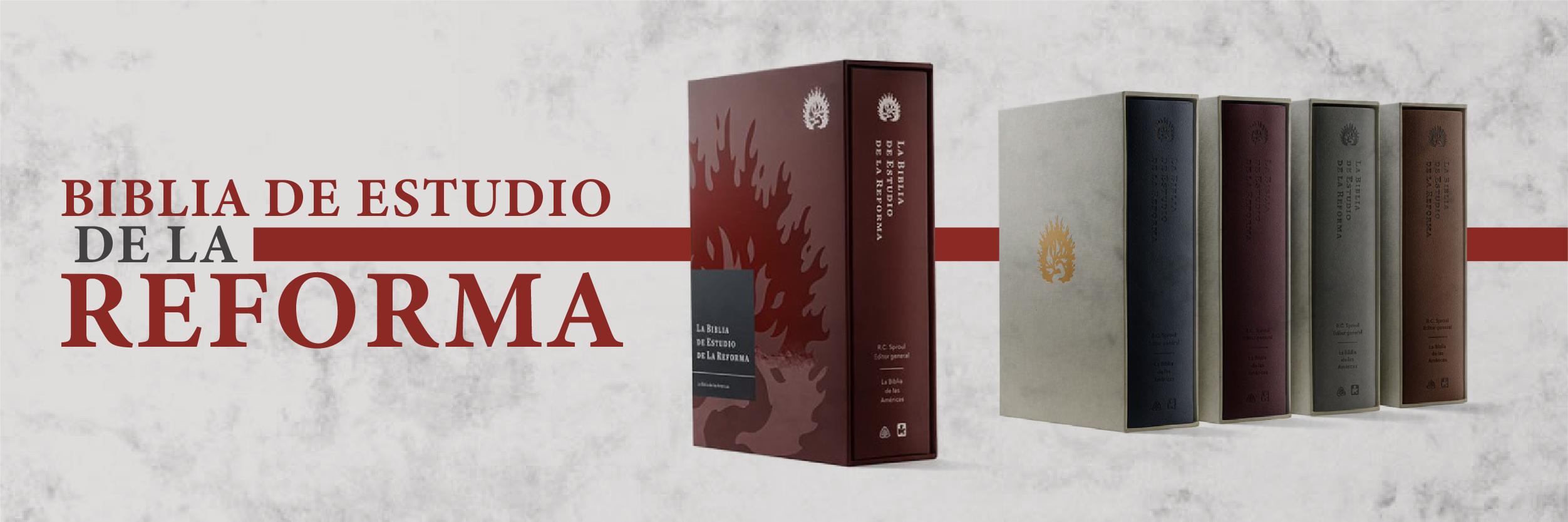 1 Biblia de Estudio de la Reforma