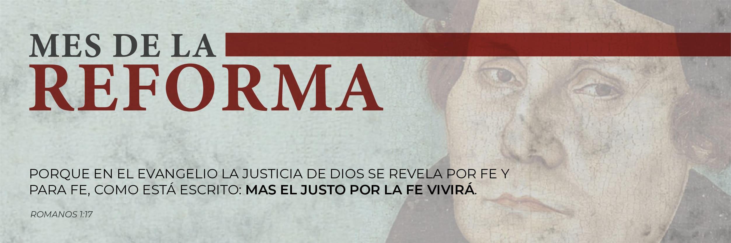 1 Mes de la Reforma