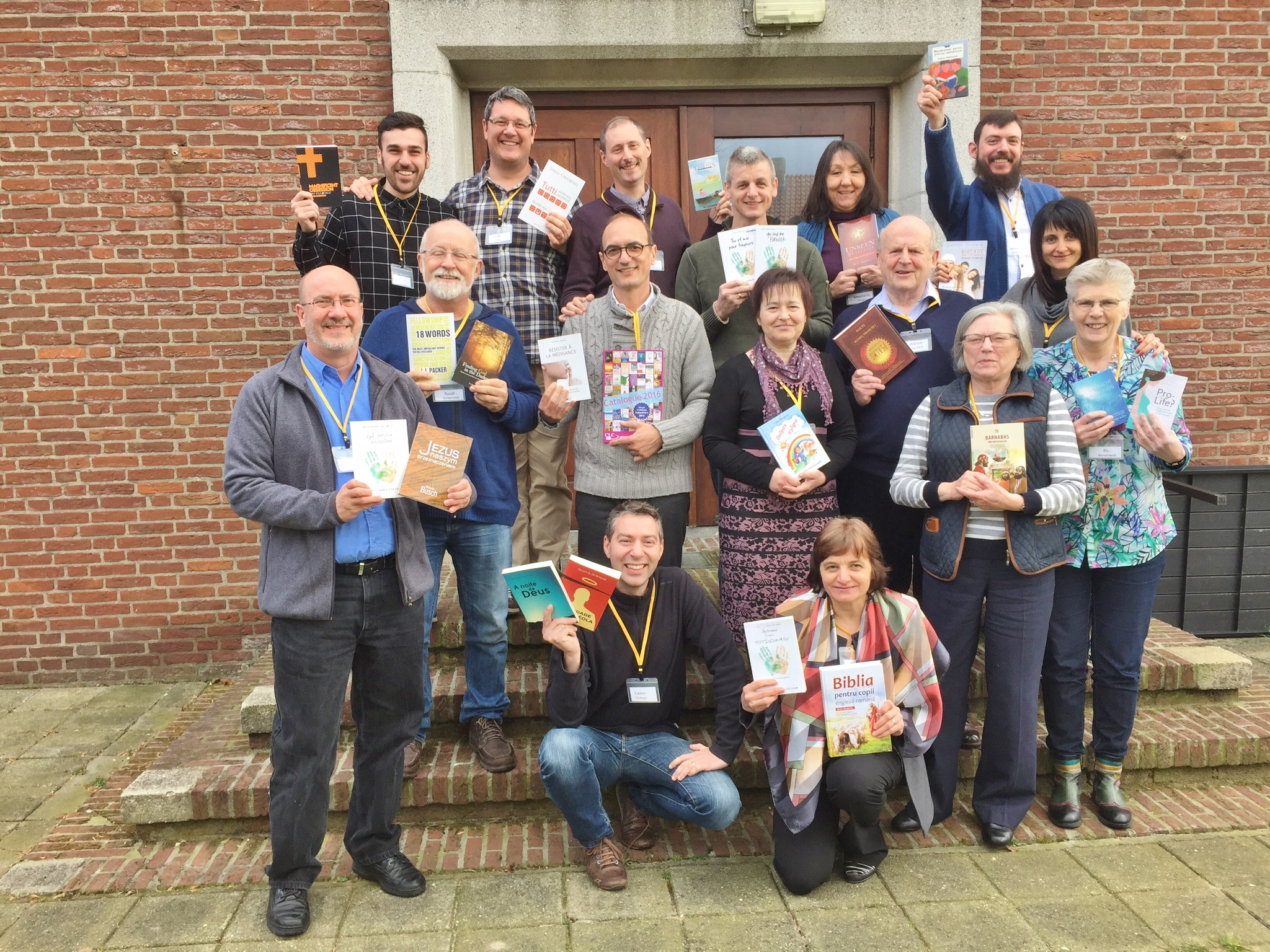 Publishing (Europe '16) 2
