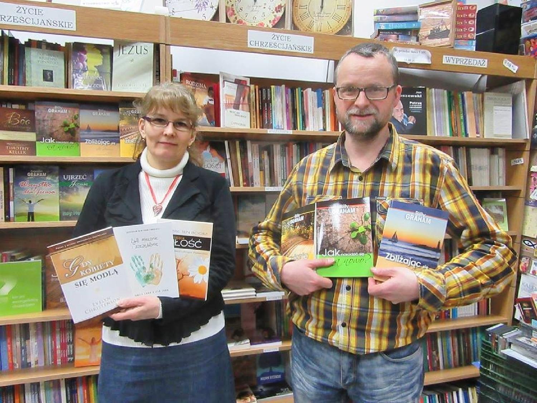 Ewa and Tomas Poland