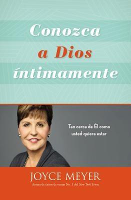 Conozca a Dios Íntimamente (Tapa Rústica Suave) [Libro]