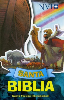 Biblia Para Niños NVI (Tapa Rústica) [Biblia]