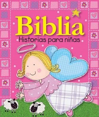 Biblia Historias para Niñas (Tapa Dura) [Biblia]