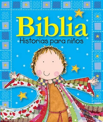 Biblia Historias Para Niños (Tapa Dura) [Biblia]