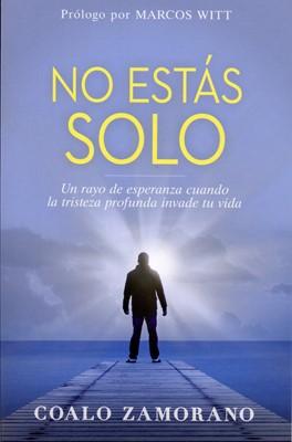 No Estas Solo (Tapa Rústica) [Libro]