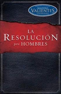 Resolución Para Hombres (Tapa Rústica) [Libro]