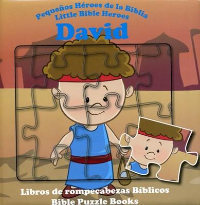 Rompecabezas Bíblicos: David (Tapa Dura) [Libro]
