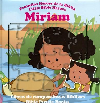 Rompecabezas Bíblicos: Miriam (Tapa Dura) [Libro]