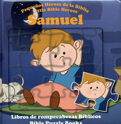 Rompecabezas Bíblicos: Samuel (Tapa Dura) [Libro]