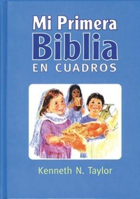 Mi Primera Biblia en Cuadros (Tapa Rústica) [Biblia]