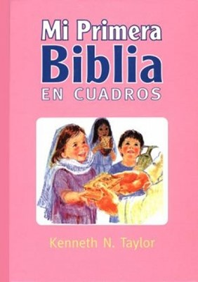 Mi Primer Biblia en Cuadros (Tapa Rústica) [Biblia]