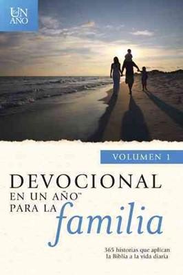 Devocional en un año para la familia (Tapa rústica suave)