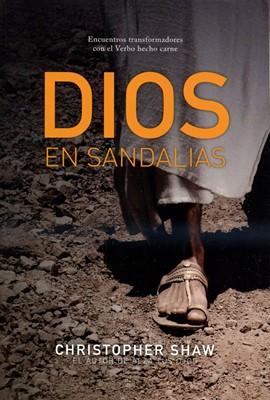 Dios en Sandalias (Tapa Rústica Suave) [Libro]