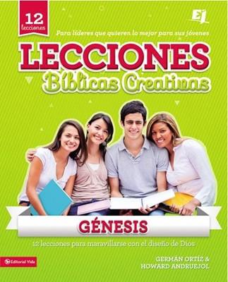 Lecciones Bíblicas Creativas: Genesis (Tapa Rústica) [Manual]