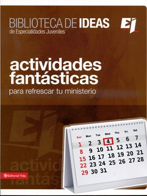 Actividades Fantasticas (Tapa Rústica) [Manual]