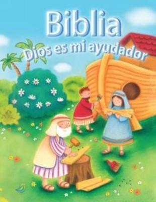 Biblia Dios es mi Ayudador (Tapa Dura) [Libro]