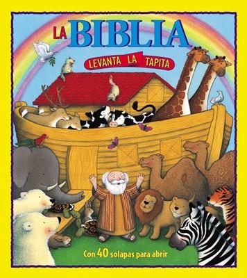 Biblia Levanta la Tapita (Tapa Dura) [Libro]