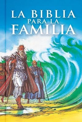 La Biblia Para la Familia (Tapa Dura) [Libro]