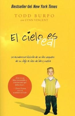 El Cielo es Real (Tapa Rústica) [Libro]