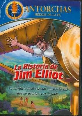 DVD La Historia De Jim Elliot. [DVD]