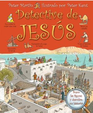 Detective de Jesús (Tapa Dura) [Libro]