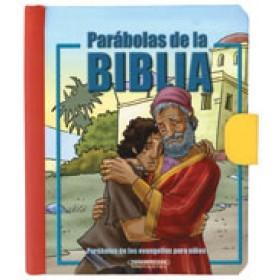 Parábolas de la Biblia (Tapa Rústica) [Libro]
