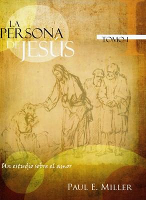 La Persona de Jesús Tomo 1 (Tapa Rústica) [Manual]
