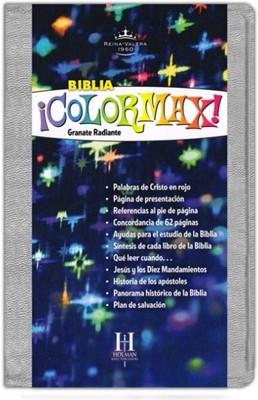 Biblia Colormax (Tapa Suave) [Biblia]
