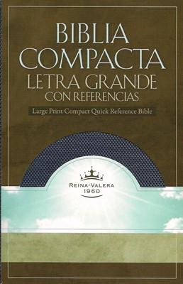 Biblia Compacta Imitación Cuero (Tapa Rústica) [Biblia]