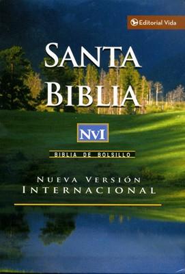 Biblia NVI Bolsillo Imitación (Imitación Piel) [Biblia]