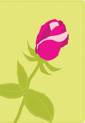 Biblia NVI Compacta Rosa (Tapa Suave) [Biblia]
