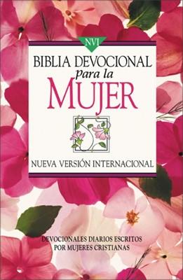 Biblia Devocional Para la Mujer (Tapa Rústica) [Biblia]