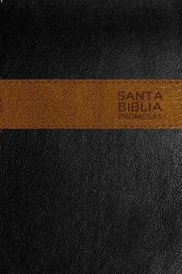 Biblia NTV Promesas Negro Cafe (Tapa Suave) [Biblia]