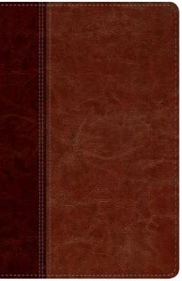 Biblia NTV Senti Piel Café/Café Claro (Tapa Suave) [Biblia]