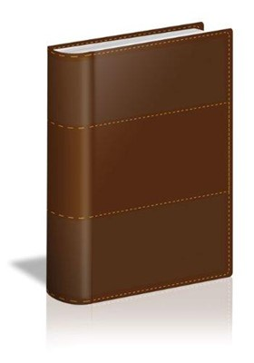 Biblia Estudio Vida Plena Dos Tonos Marrón (Tapa Suave) [Biblia]