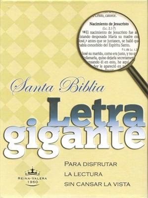 Biblia SBU Letra Gigante (Tapa Suave) [Biblia]