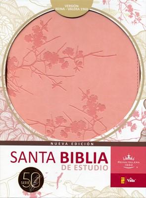 Biblia Serie 50 Rosada (Tapa Suave) [Biblia]