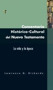 Comentario Histórico Cultural del Nuevo Testamento (Tapa Dura) [Libro]