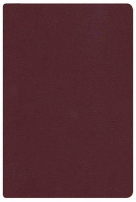 Biblia Letra Grande Imitación Cuero Rojo (Tapa Suave) [Biblia]