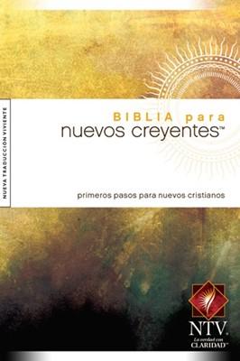 Biblia NTV Para Nuevos Creyentes (Tapa Dura) [Biblia]