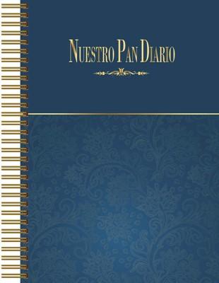 Diario Devocional Nuestro Pan Diario Anillado (Tapa Dura Anillado) [Libro]