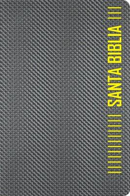Biblia NTV Cierre Gris (Con Cierre) [Biblia]