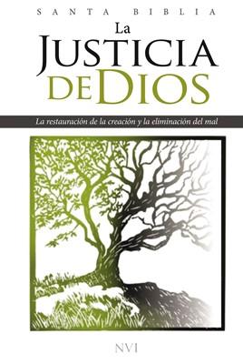 Biblia NVI La Justicia de Dios (Tapa Dura) [Biblia]