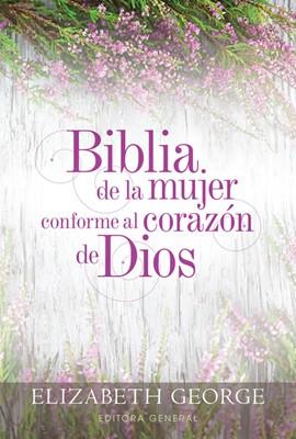 Biblia Mujer Conforme al Corazón de Dios (Tapa Dura) [Biblia]