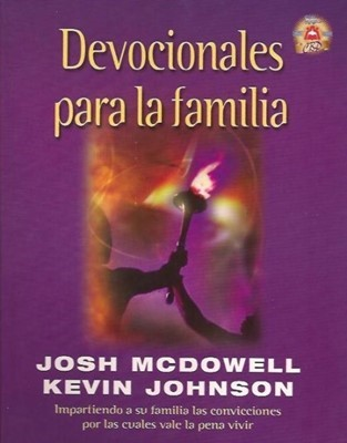Devocionales Para la Familia (Tapa Rústica) [Libro]