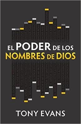 El Poder de los Nombres de Dios (Tapa Rústica) [Libro]