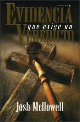 Evidencia Que Exige Un Veredicto (Tapa rústica suave) [Libro]