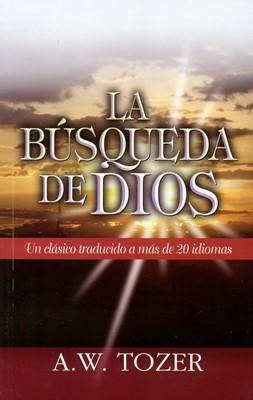 La Búsqueda de Dios (Tapa Rústica) [Libro Bolsillo]
