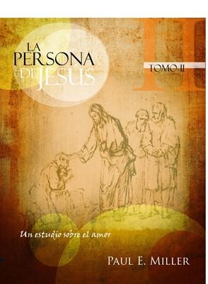 La Persona de Jesús Tomo II (Tapa Rústica) [Manual]